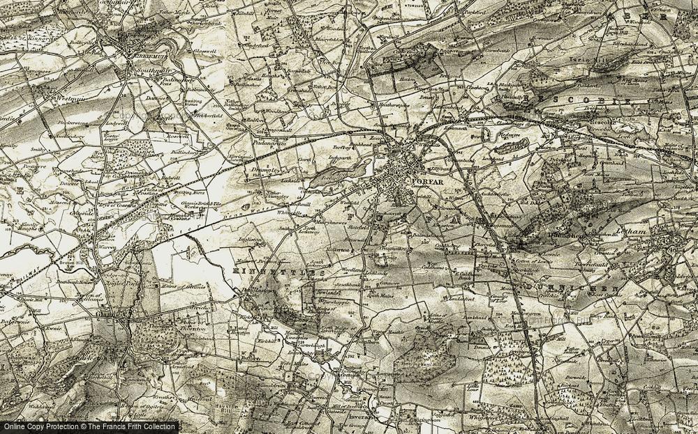Westfield, 1907-1908