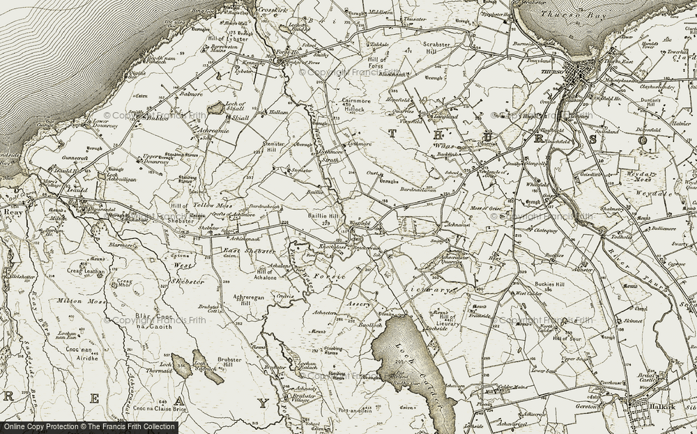 Westfield, 1911-1912