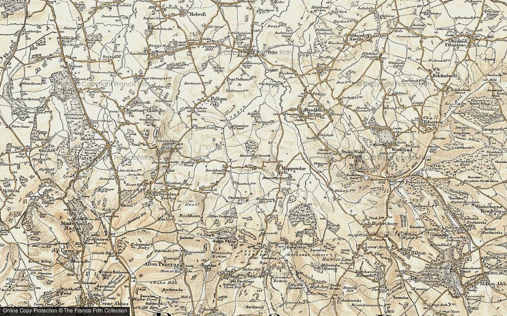 Westfields, 1897-1909