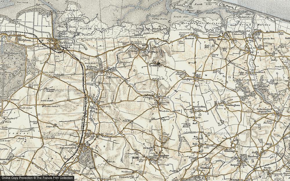 Westgate, 1901-1902