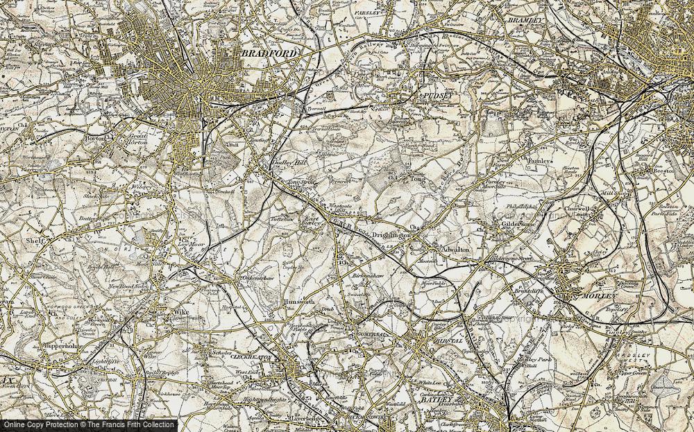 Westgate Hill, 1903