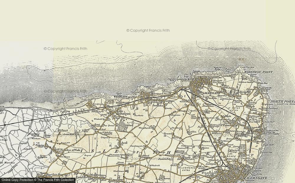 Westgate on Sea, 1898-1899