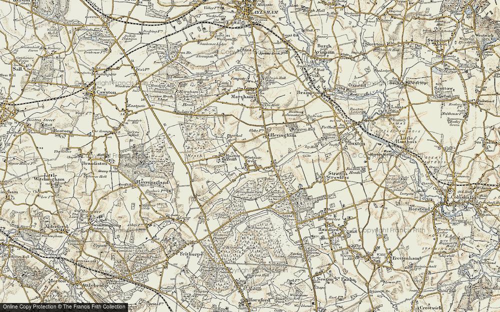 Westgate Street, 1901-1902