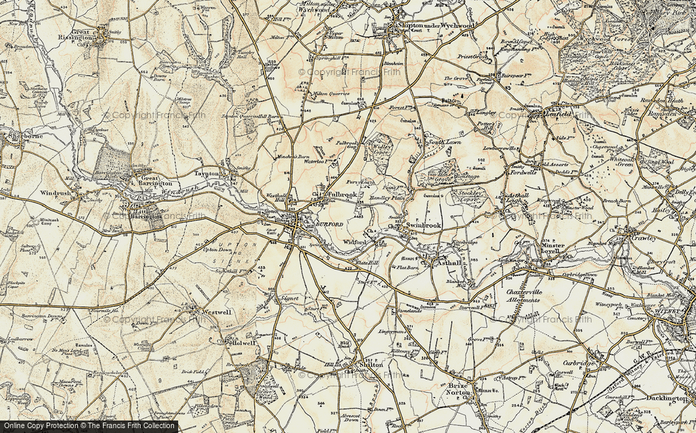 Westhall Hill, 1898-1899