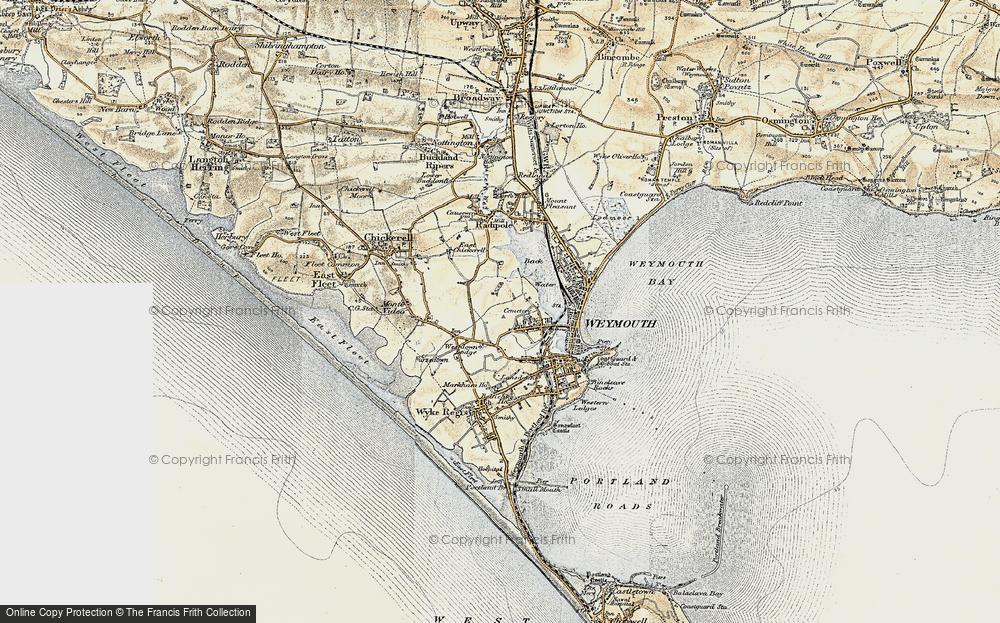 Westham, 1899