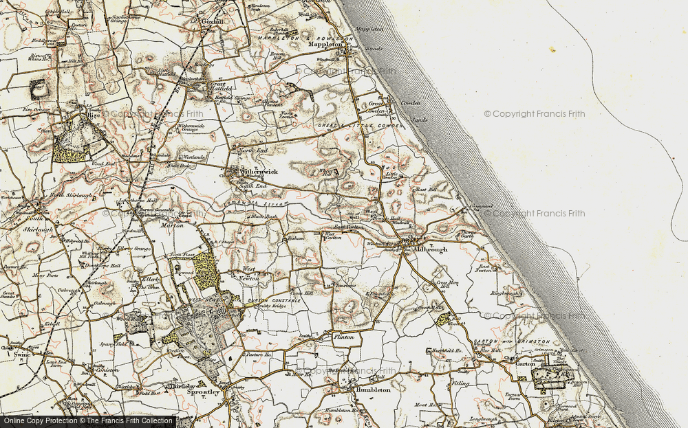 Westhill, 1903-1908