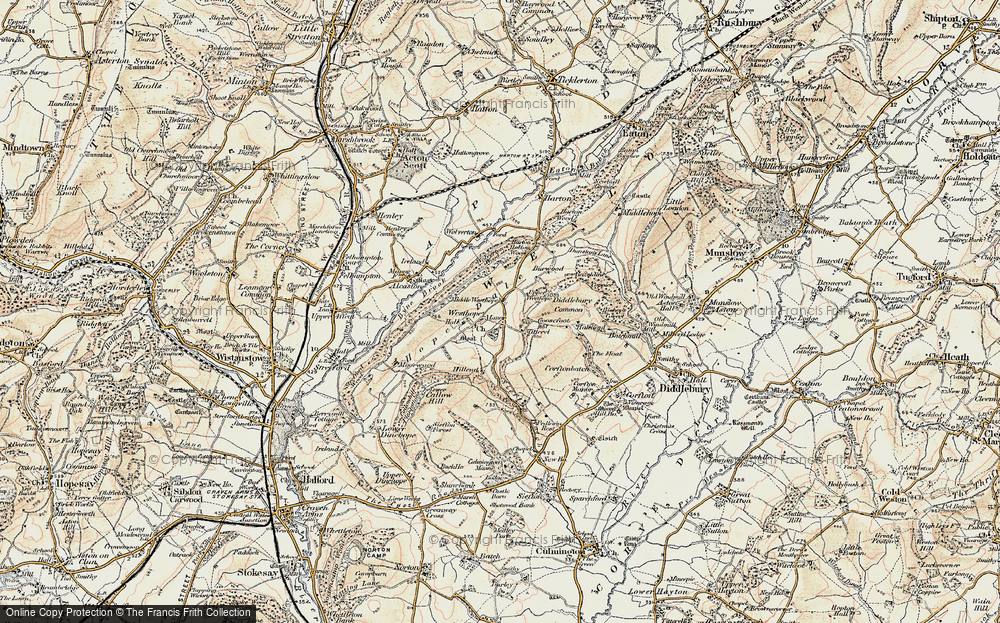 Westhope, 1902-1903