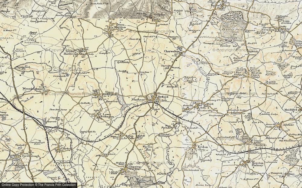 Westhorp, 1898-1901