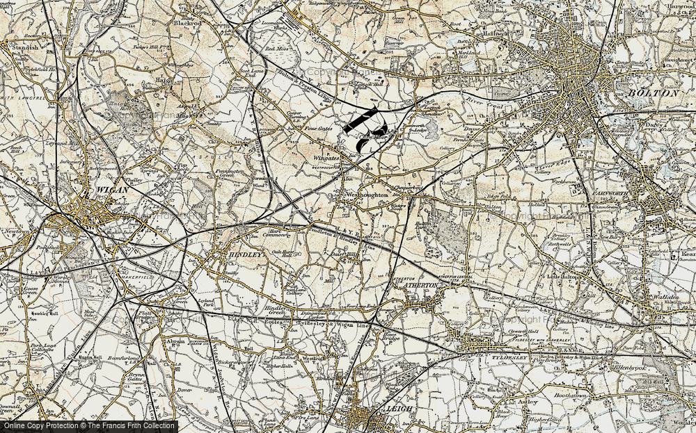 Westhoughton, 1903