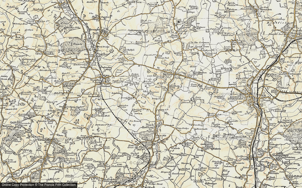 Westland Green, 1898-1899