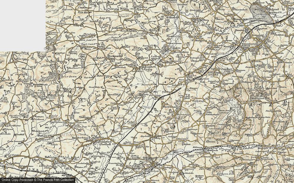 Westleigh, 1898-1900