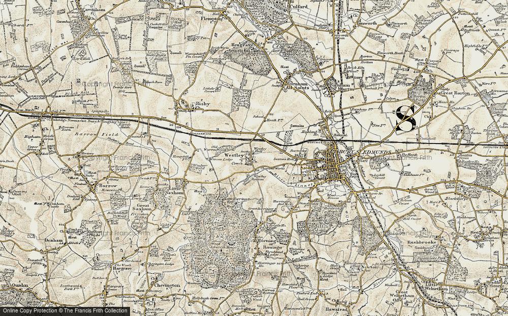 Westley, 1899-1901