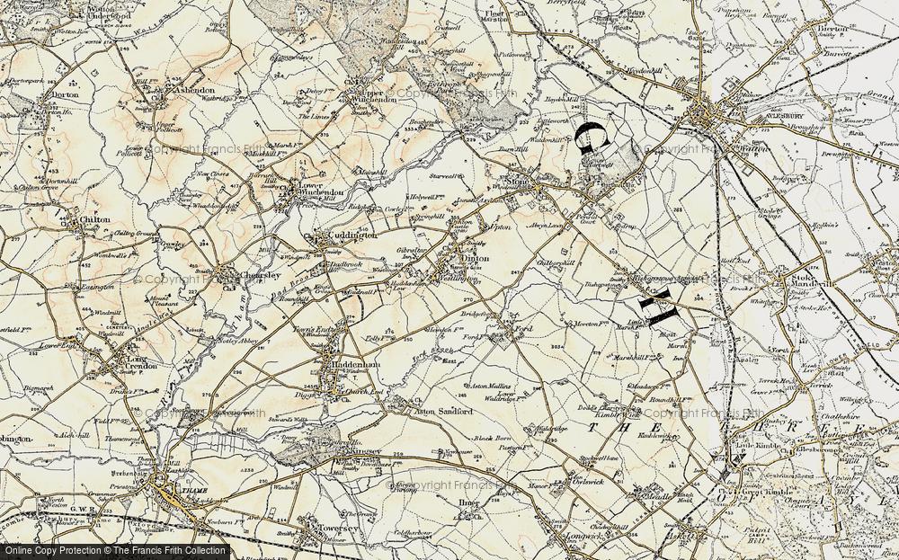 Westlington, 1898
