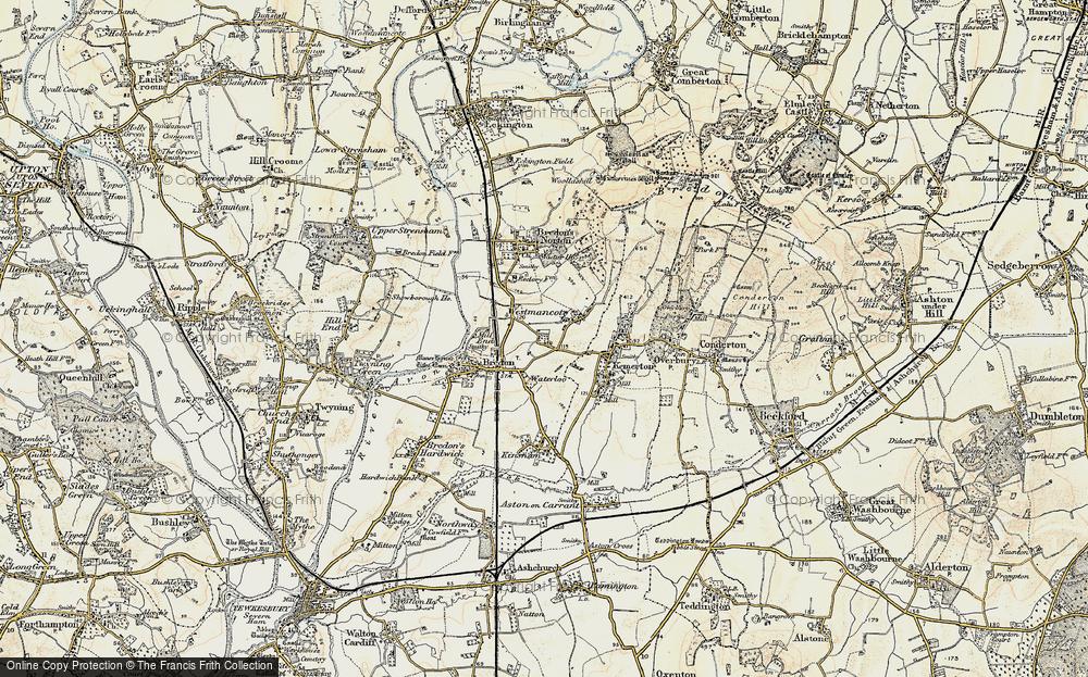 Westmancote, 1899-1901