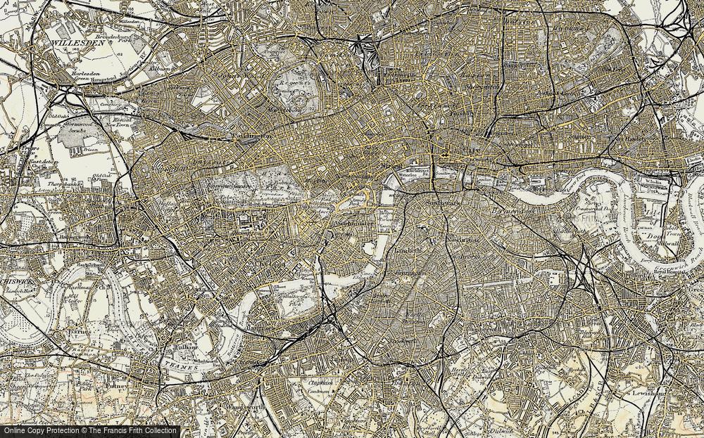 Westminster, 1897-1902