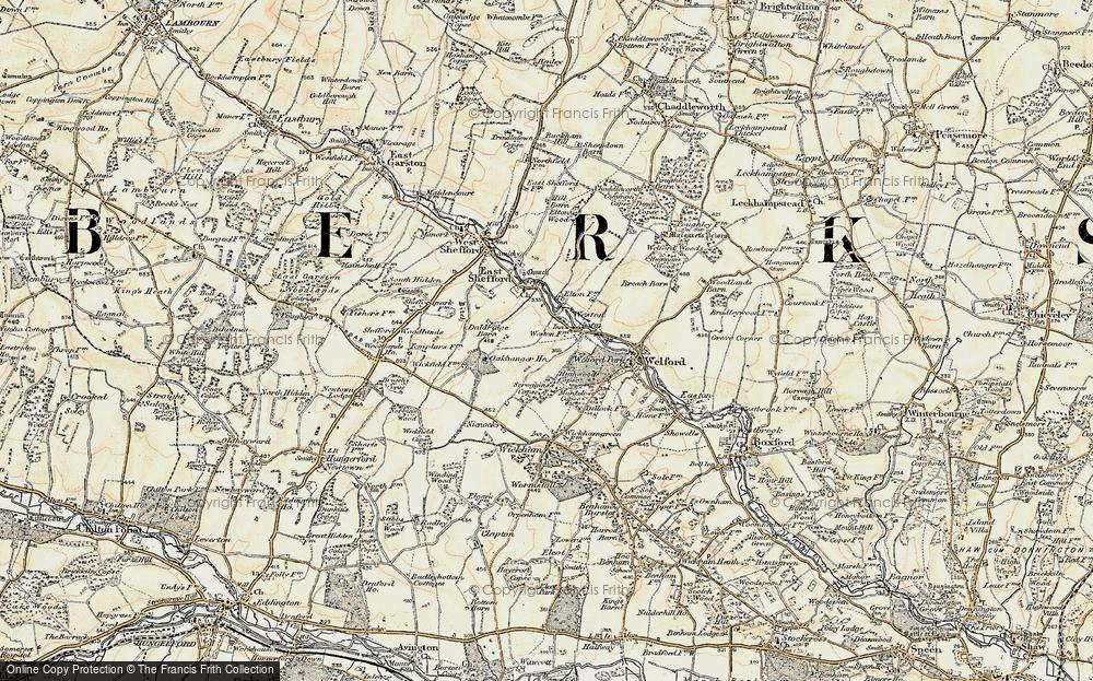 Weston, 1897-1900