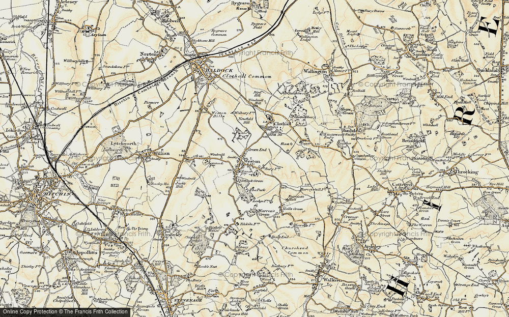 Weston, 1898-1899