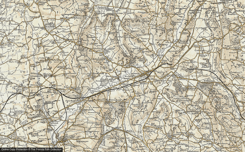 Weston, 1898-1900