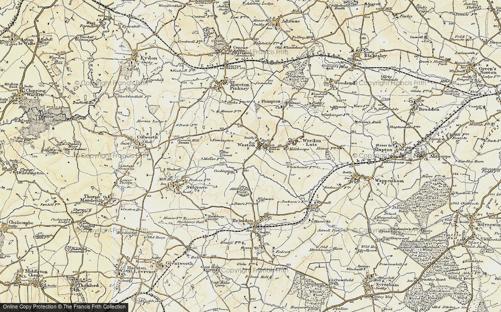Weston, 1898-1901