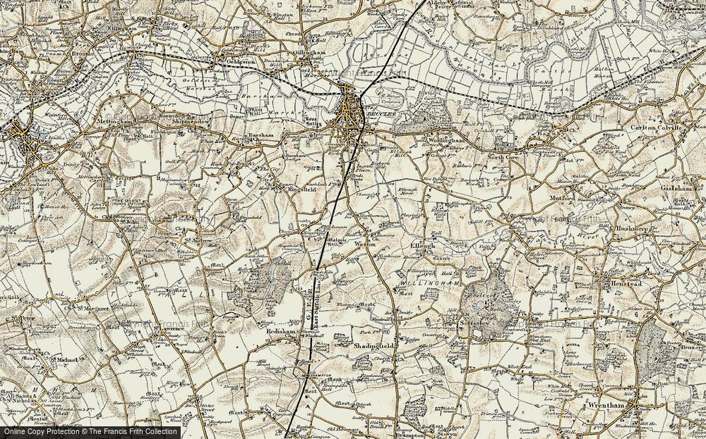 Weston, 1901-1902