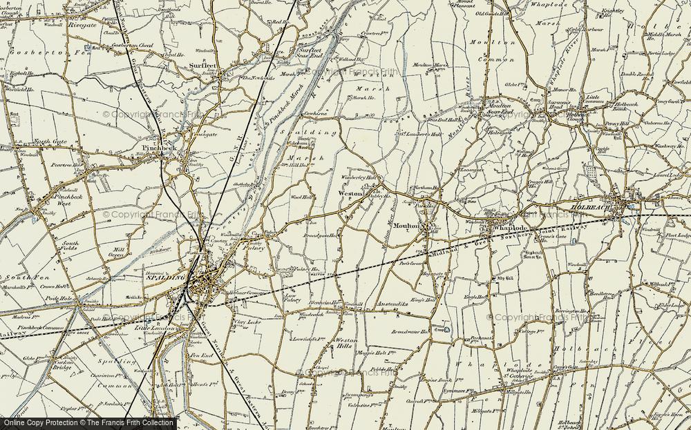 Weston, 1901-1903