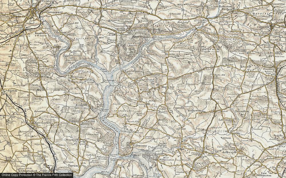 Weston, 1901-1912