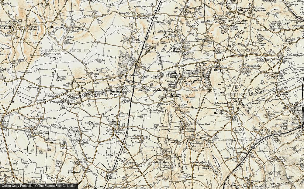 Weston Bampfylde, 1899