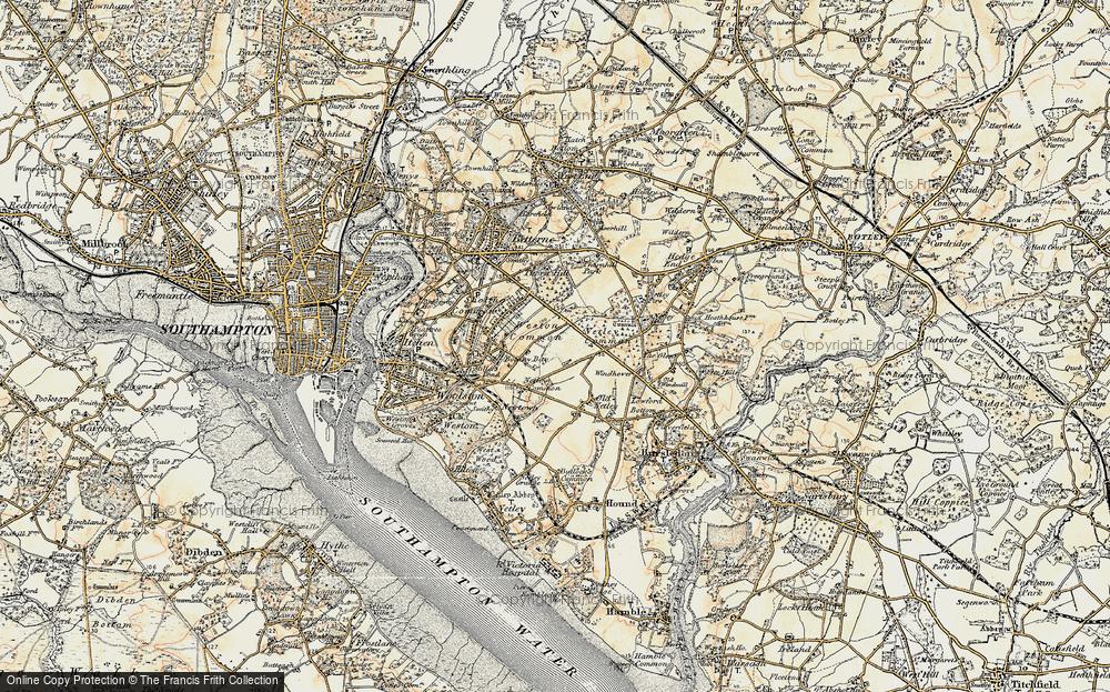 Weston Common, 1897-1909