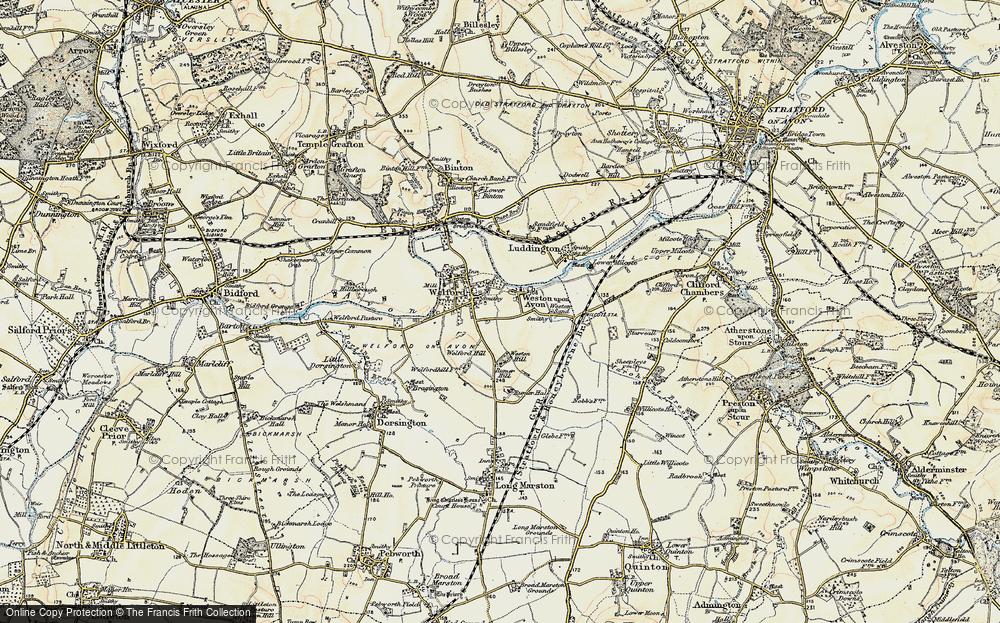 Weston-on-Avon, 1899-1901