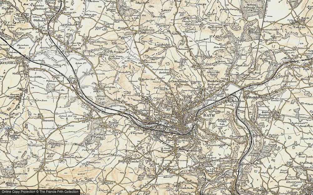 Weston Park, 1899