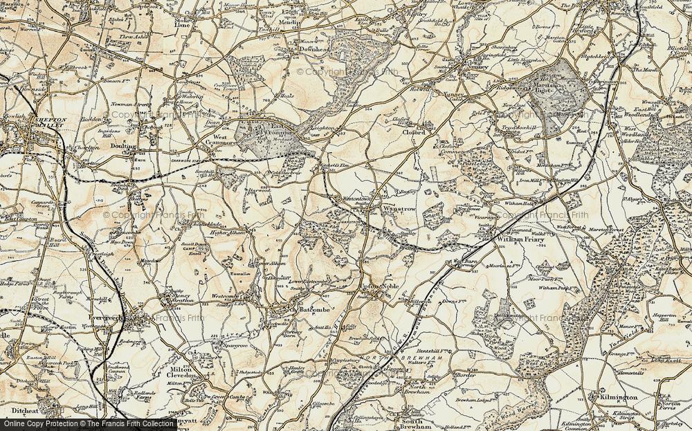Weston Town, 1899