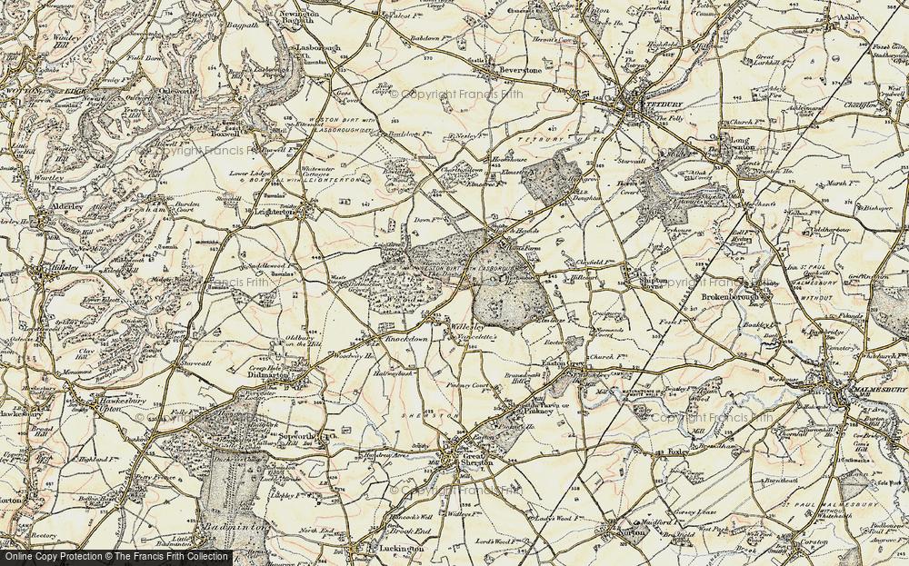 Westonbirt, 1898-1899