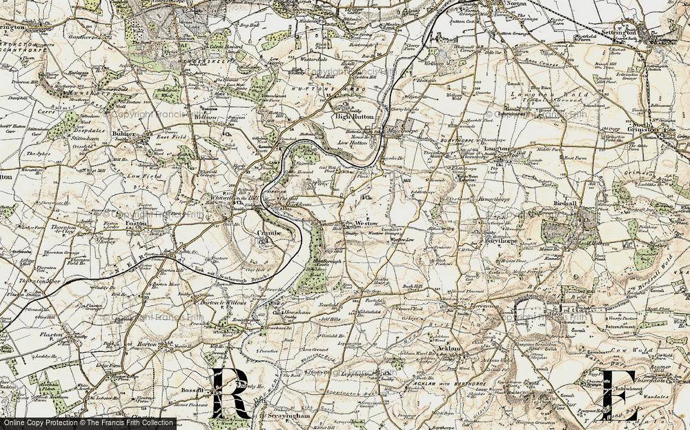 Westow, 1903-1904
