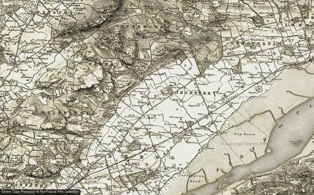 Westown, 1907-1908