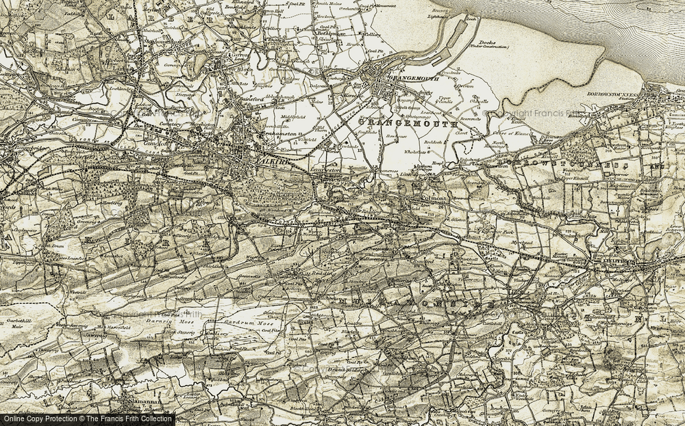Westquarter, 1904-1906