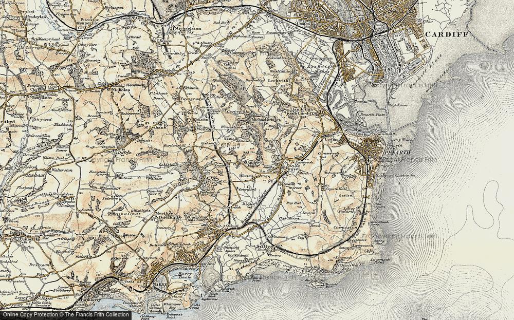 Westra, 1899-1900