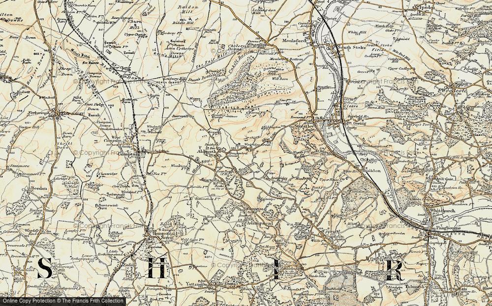 Westridge Green, 1897-1900
