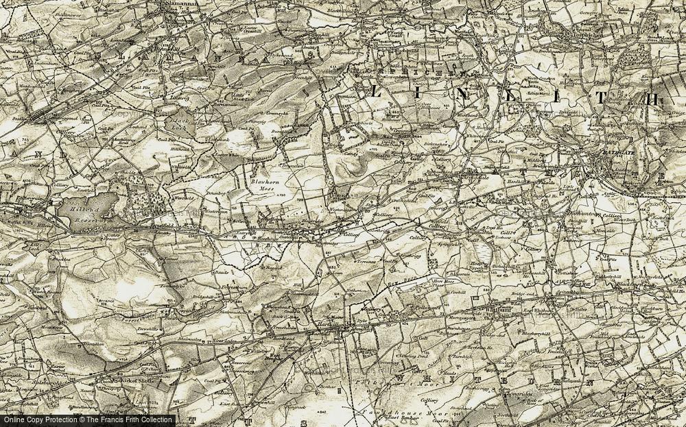 Westrigg, 1904
