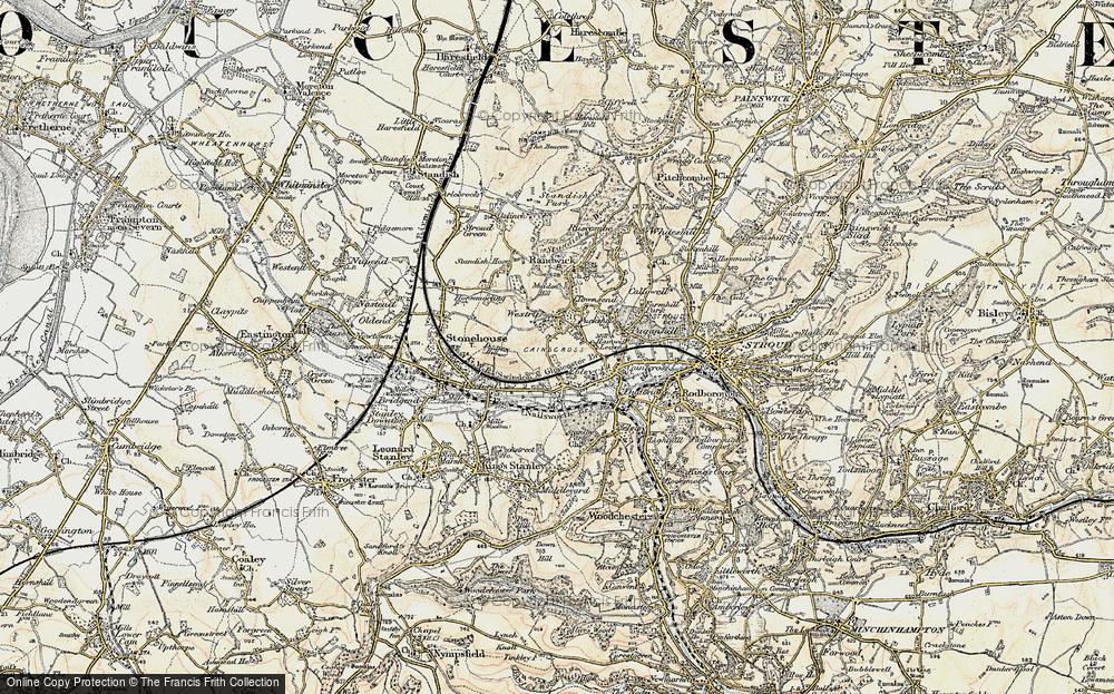 Westrip, 1898-1900