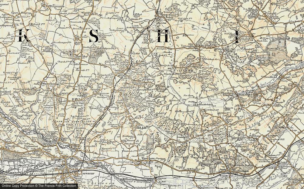 Westrop Green, 1897-1900