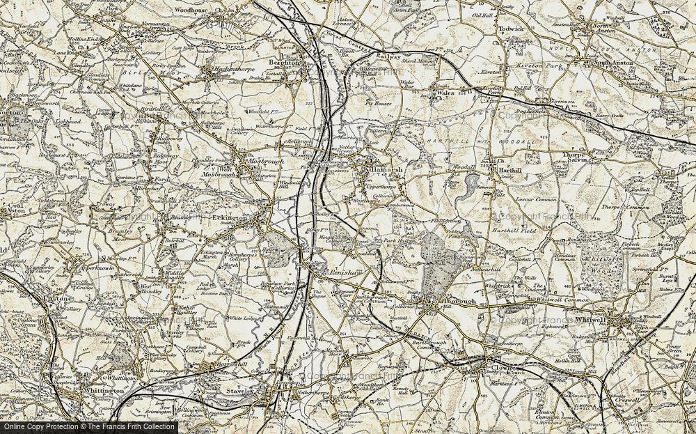 Westthorpe, 1902-1903