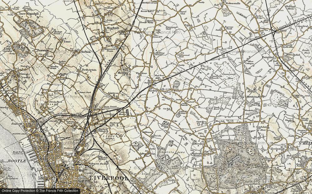 Westvale, 1902-1903