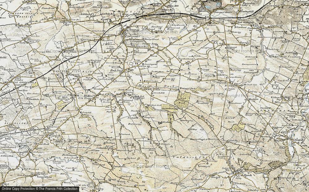 Westward, 1901-1904