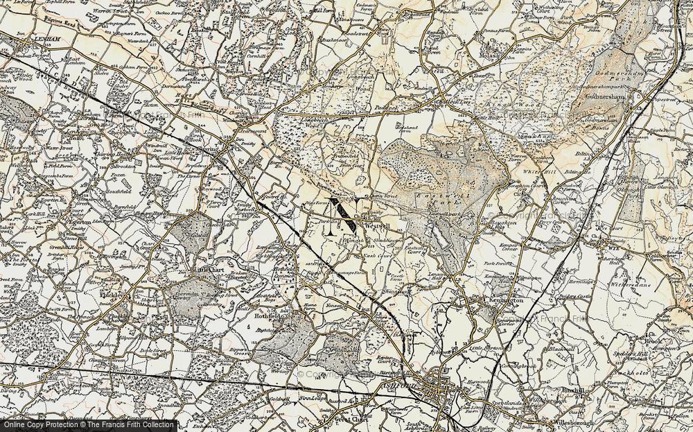 Westwell, 1897-1898