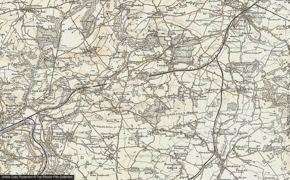 Westwells, 1899