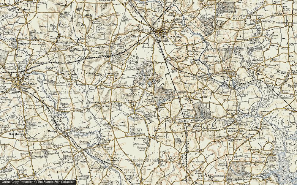 Westwick, 1901-1902