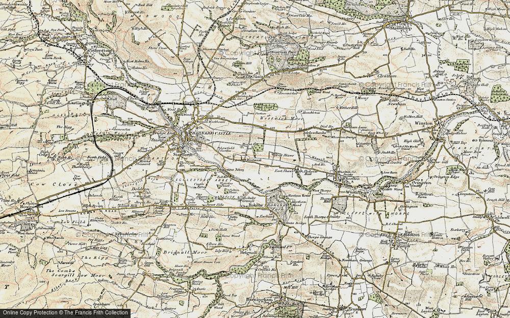 Westwick, 1903-1904