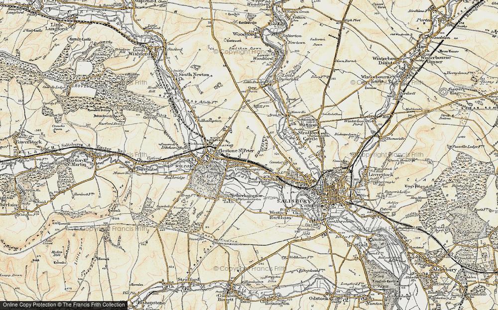 Westwood, 1897-1898
