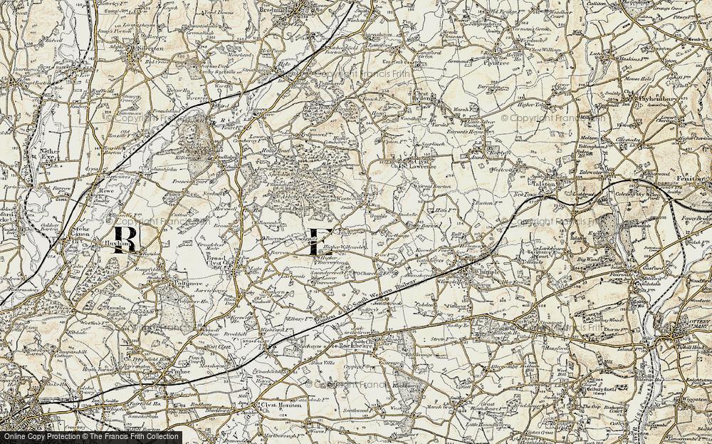 Westwood, 1898-1900