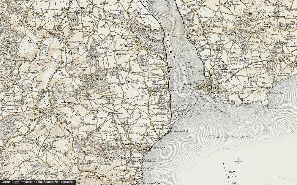 Westwood, 1899
